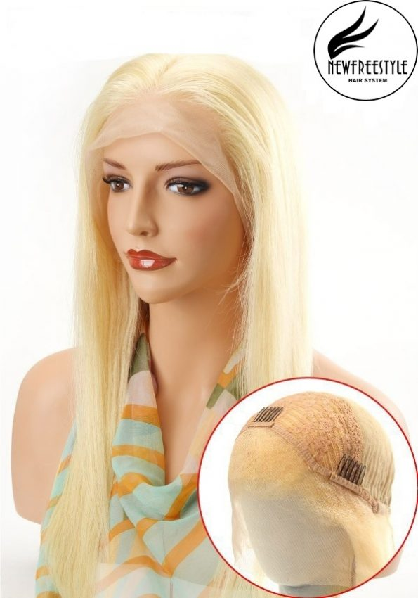 Lady Blond Front